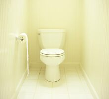 Toilet by Kelly Nicolaisen
