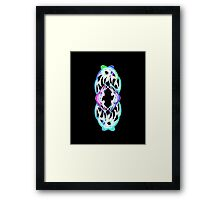 Two Hundred and Forty Seven Framed Print