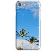 Baldwin Palm Tree Skies iPhone Case/Skin