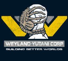 Alien Weyland-Yutani Corp Sticker