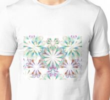 Floral Examination Unisex T-Shirt