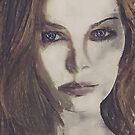 Acantha Portrait by Galen Valle