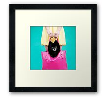 Doggie Bag Framed Print