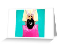 Doggie Bag Greeting Card