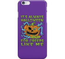 Halloween Creep iPhone Case/Skin