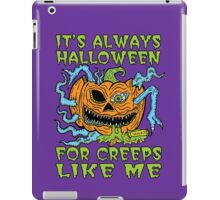 Halloween Creep iPad Case/Skin