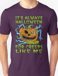 Halloween Creep Unisex T-Shirt