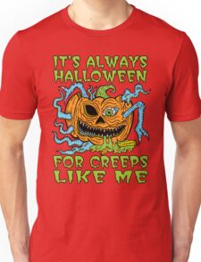 Halloween Creep Unisex T-Shirt