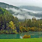 Fall in Pustertal by Arie Koene