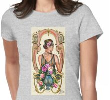Bee's knees Beauty Womens Fitted T-Shirt