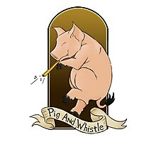 The Pig And Whistle Photographic Print
