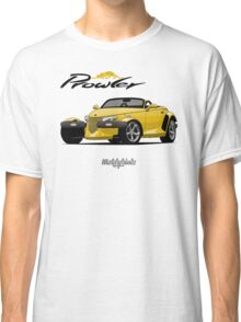 Plymouth Prowler (yellow) Classic T-Shirt