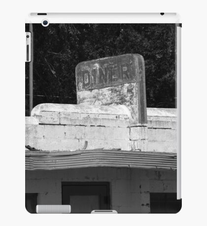 Route 66 Diner iPad Case/Skin