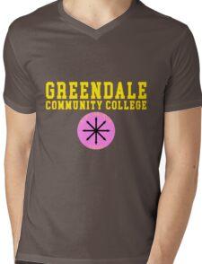Community - Greendale Community College Mens V-Neck T-Shirt
