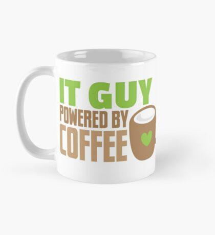 IT GUY powered by coffee Mug