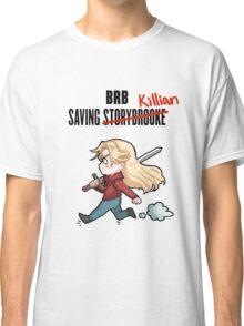 BRB -- Saving Killian Classic T-Shirt