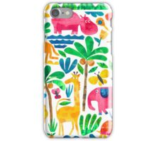 Jungle Fun iPhone Case/Skin