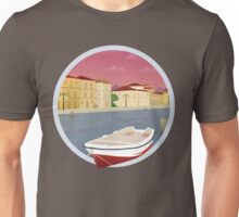 City of Lefkas waterfront, Lefkada (Gr) Unisex T-Shirt