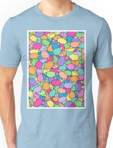 Sheepy Sheep! Easter Time Unisex T-Shirt