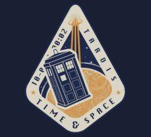 Time & Space Kids Tee