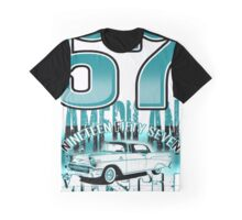 57 MUSCLE Graphic T-Shirt