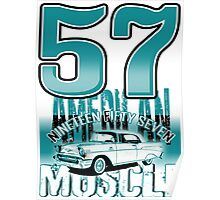 57 MUSCLE Poster