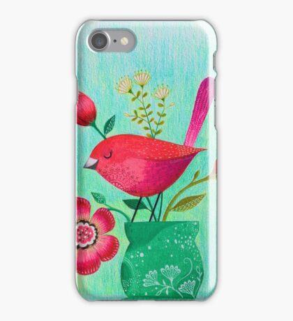 Spring Birdie iPhone Case/Skin