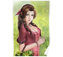 Aerith Cool Poster