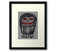 Critter Framed Print