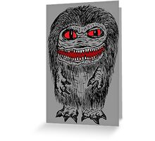 Critter Greeting Card