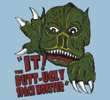 IT! Butt Ugly Space Monster by jarhumor