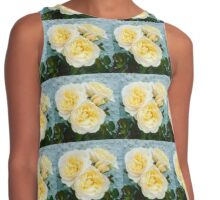 Champagne Rose  Contrast Tank