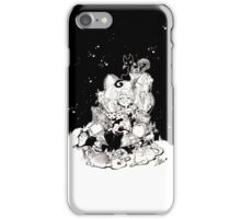 Catlady Dreams iPhone Case/Skin