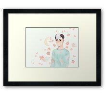 Voltron - Shiro Framed Print