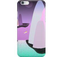 Lone Swimmer iPhone Case/Skin