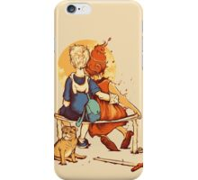 Rockwell Time iPhone Case/Skin