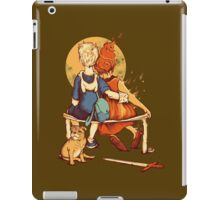 Rockwell Time iPad Case/Skin