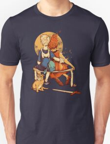 Rockwell Time Unisex T-Shirt