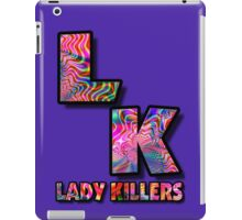 Psychedelic Lady Killers iPad Case/Skin