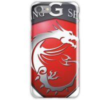 MSI G Gaming iPhone Case/Skin