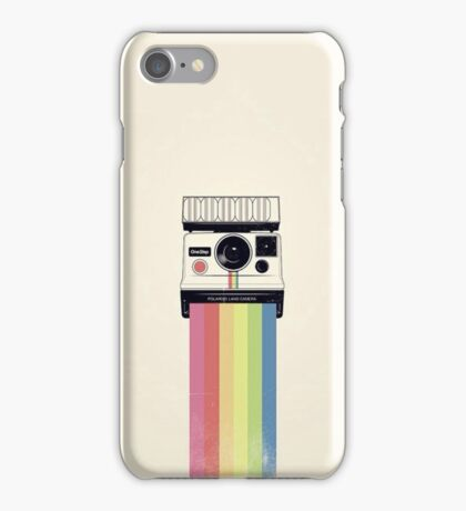 Rainbow Shot iPhone Case/Skin