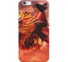 The Dragon's Descendant (Oriental Folklores #3) iPhone Case/Skin