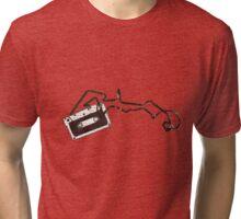 Cassette Tri-blend T-Shirt