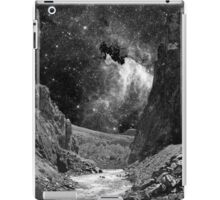 Desert Wash with Stars iPad Case/Skin