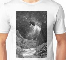Desert Wash with Stars Unisex T-Shirt