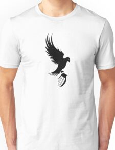 hollywood undead dove and grenade logo Unisex T-Shirt