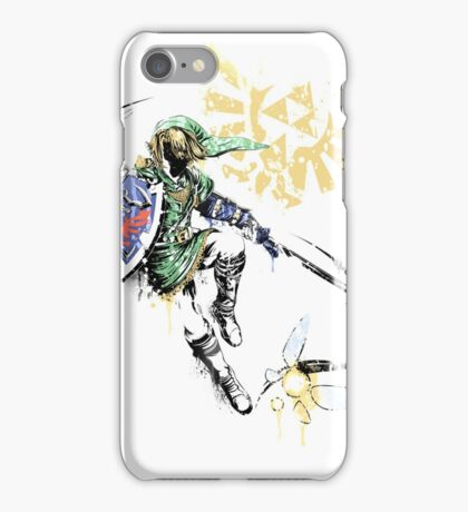 Warrior Graffiti iPhone Case/Skin