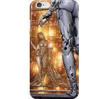 Cyberpunk Painting 035 iPhone Case/Skin