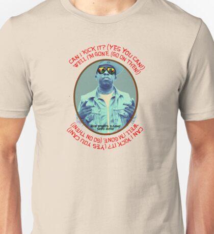 too soon Phife Dawg, RIP Unisex T-Shirt