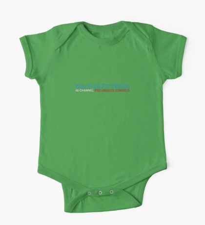 Duality delta console colorful One Piece - Short Sleeve